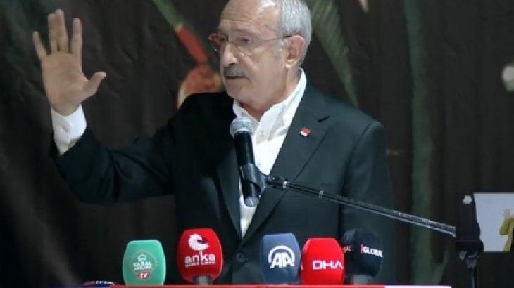Kemal Kılıçdaroğlu: 17 yıl oy verdiniz geldi sizin fabrikalarınızı sattı