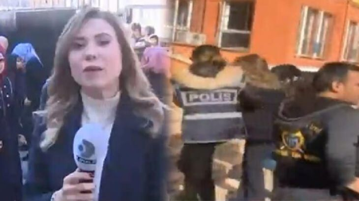 Okuldaki tacizi haberleştirmek isteyen muhabire gözaltı ve darp