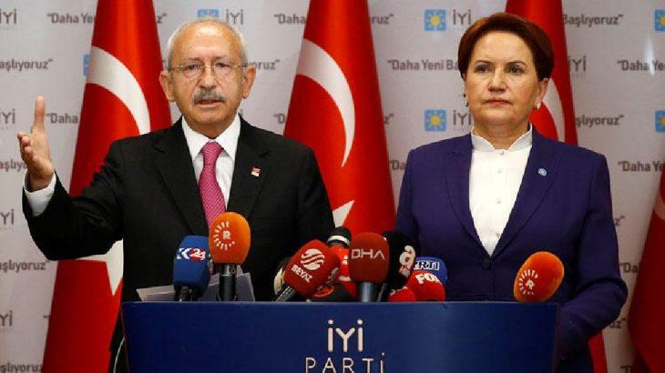 Kılıçdaroğlu'ndan'İyi Parti' talimatı