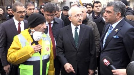 Kılıçdaroğlu Elazığ'da:'Vergilerle ne yaptınız?' dedim, kıyamet koptu
