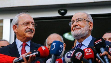 Kılıçdaroğlu Saadet Partisi'nin mitingine katılacak!