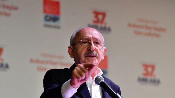 Kılıçdaroğlu: Avrupa Birliği'ne tam üyeliği biz sağlayacağız