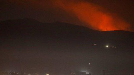 İsrail'in Suriye'ye saldırısı 172 kişilik yolcu uçağını tehlikeye attı: Uçak zorunlu iniş yaptı