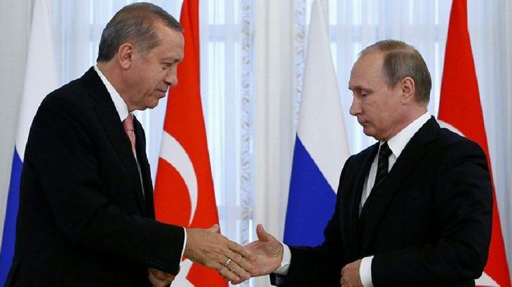 Kommersant: Erdoğan ile Putin birbirine muhtaç