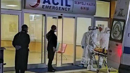 Koronavirüs alarmı: Van'da 5 kişi'yüksek ateş'ten tedavi altında