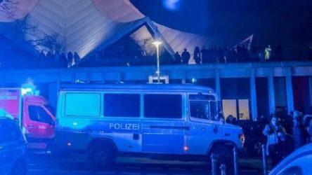 Kreuzberg'te 'Güldür Güldür Şov' sonrası silahlı çatışma