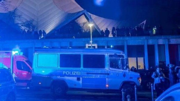 Kreuzberg'te'Güldür Güldür Şov' sonrası silahlı çatışma