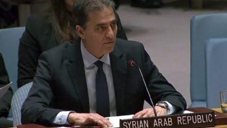 Felluh: Bazı BMGK üyelerinin teröristleri savunmasını şaşkınlıkla karşılıyoruz