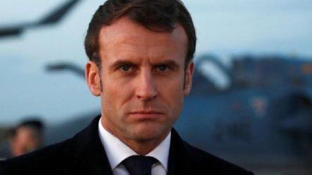 Macron: Türkiye cezalandırılmalı