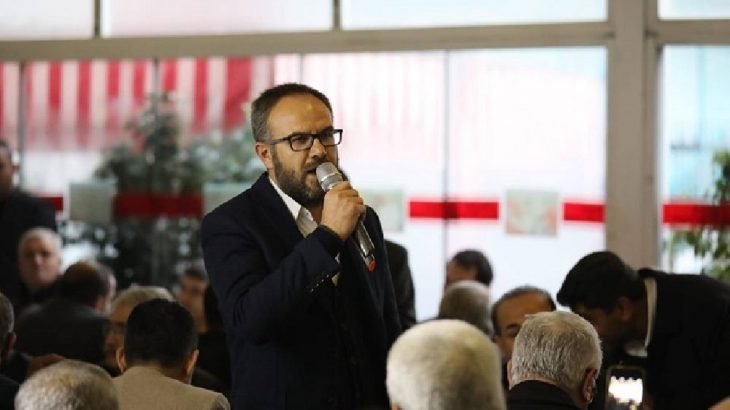 AKP ahlakı: 'Ulan ne yavşaksınız!'