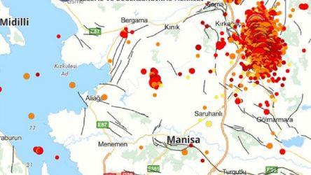 Manisa'daki depremin ardından Prof. Dr. Şükrü Ersoy: Yavaş depremler devam ediyor
