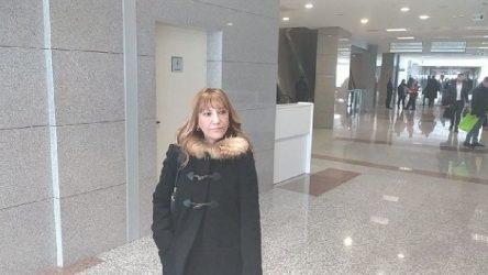 İBB'den istifa eden Yeşim Meltem Şişli ifade verdi
