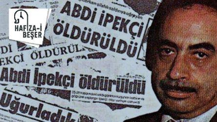 1 Şubat 1979: Abdi İpekçi katledildi