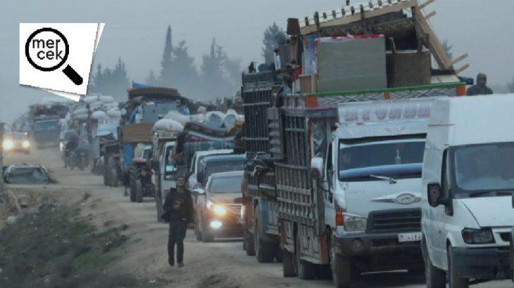 MERCEK   Suriyeliler 'rejim'den mi kaçıyor 'rejim' kontrolünde mi yaşıyor?