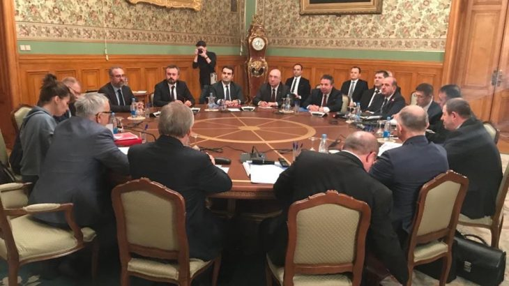 Moskova'daki 'İdlib' toplantısında anlaşma çıkmadı: Yarın da devam edecek