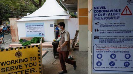 Corono virüs Hong Kong'ta da can aldı