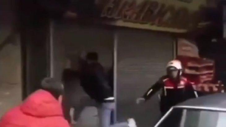 VİDEO | Maraş'ta Suriyelilerin iş yerlerine saldırı