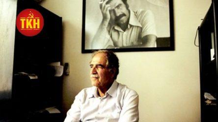 TKH: Muzaffer İlhan Erdost'u saygıyla anıyoruz