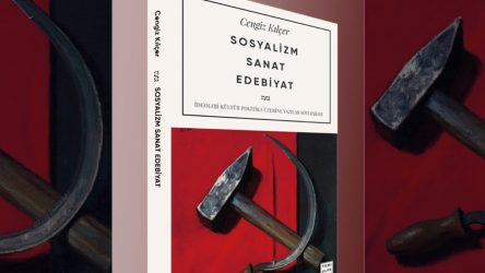 Cengiz Kılçer söyleşisi ve imza günü Kadıköy'de
