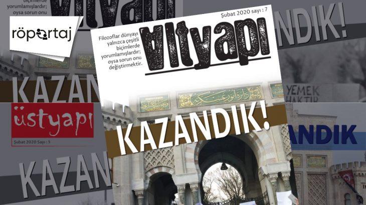 RÖPORTAJ | İstanbul Üniversitesi fanzinleri tek kapak: Kazandık!