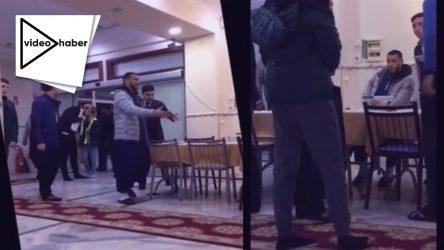Galatasaraylı futbolcu Süleymancıların yurdunda
