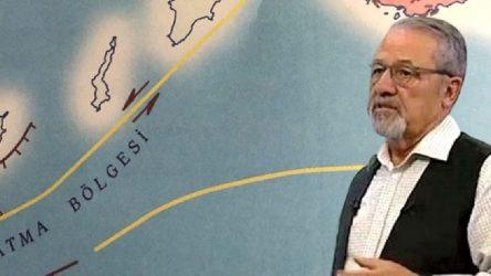 Prof. Dr. Görür: Deprem Kumburgaz kolunda ve minimum 7.2 büyüklüğünde olacak