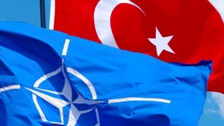 NATO'dan 'Türkiye'ye destek' paylaşımı