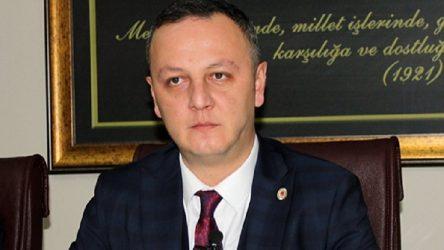 AKP'li başkandan basına: Milletvekilimi, il başkanımı yazan bana gelmesin