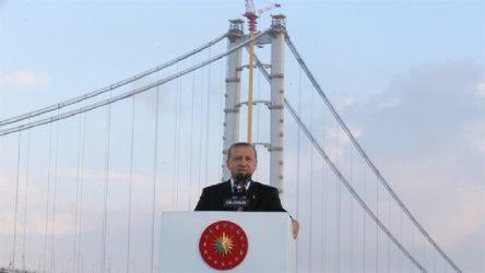 Osmangazi Köprüsü'nde hisse satışı için ABD'li JPMorgan'a yetki