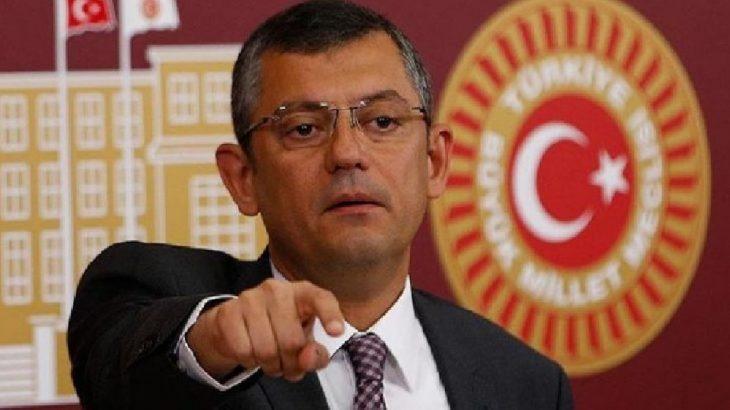 Özel'den'Yalova Belediyesi' açıklaması: Erdoğan'ın talimatı niteliğinde keyfi bir uygulama!
