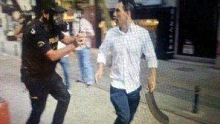 Gezi'nin palalısı Dubai'de çıktı!