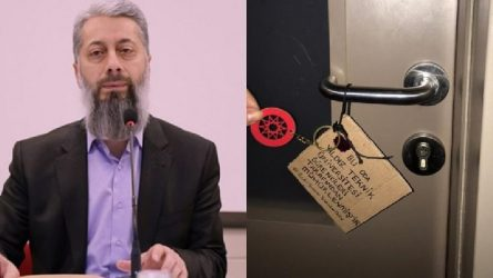 Pedofili savunucusu Gencer'in odası mühürlenmişti: Dersleri başka bir öğretim görevlisine verildi