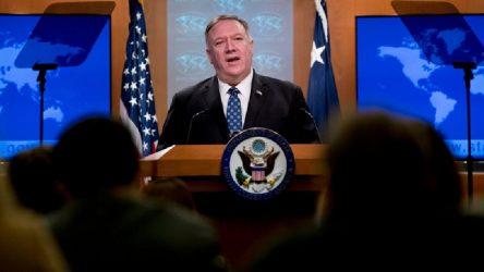 ABD Dışişleri, Rusya, İran ve Hizbullah'ı suçladı