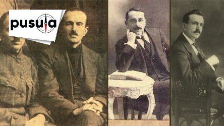PUSULA | Ülkemizin aydınları ve komünist damar