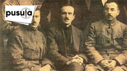 PUSULA | Mustafa Suphilerin yolunda
