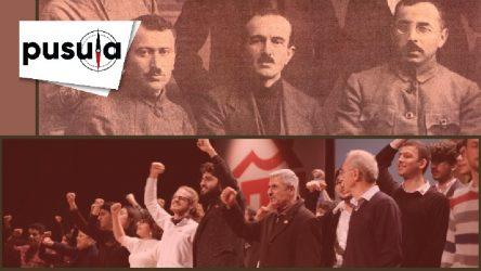 PUSULA | Komünistlerin 100. yılı