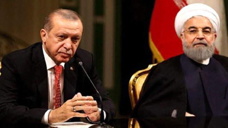 Erdoğan, İran Cumhurbaşkanı Ruhani ile suikasti görüştü