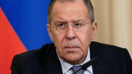 Lavrov: Doğu Akdeniz'de arabuluculuğa hazırız