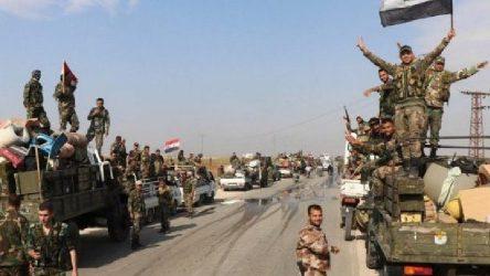 M5 cihatçı çetelerden temizlendi: Suriye ordusu Halep-Şam karayolunda kontrolü yeniden sağladı