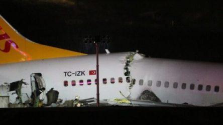 Kaza yapan uçağın pilotu tutuklandı