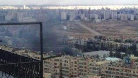 Şam'da bombalı araç saldırısı