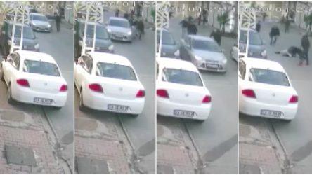 Sancaktepe'de bir kadına reddettiği kişi tarafından 'kaçırma' teşebbüsü