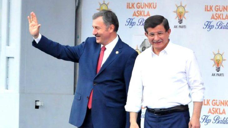 Davutoğlu'nun partisi AKP'nin oy oranını açıkladı