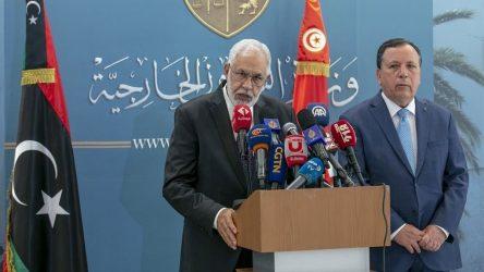 Seyyale, Türkiye'nin Libya'ya 'sivilleri korumak' için geldiğini iddia etti!