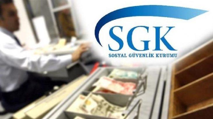 SGK'dan 'kesinti' açıklaması