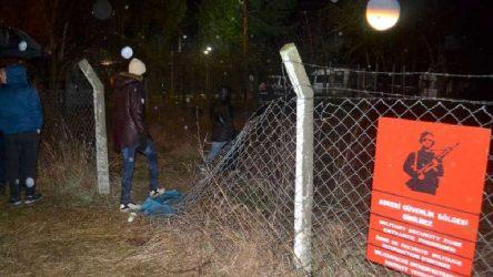 Sınırı geçemeyen göçmenler geri dönüyor