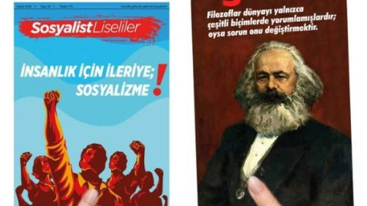 Sosyalist Liseliler dergisinin 20. sayısı çıktı