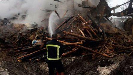 Yangın çıkan evde 3 kardeş hayatını kaybetti