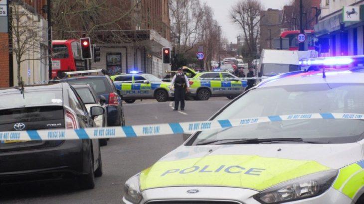 Londra'da'terör' bağlantılı saldırı: Yaralılar var