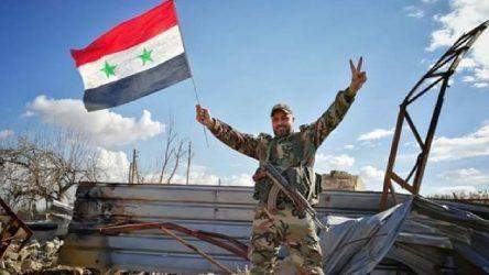 Suriye ordusu ilerleyişini sürdürüyor: Cihatçı çetelere büyük darbe